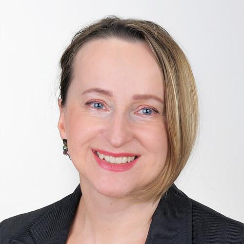 Orthopaedist Dr Joanna Zak