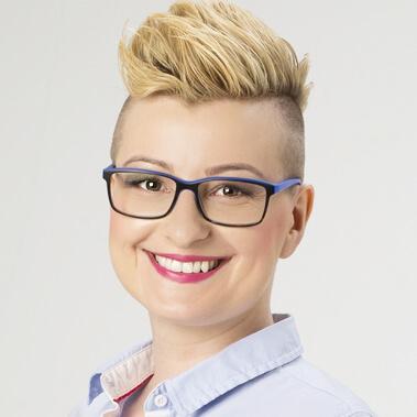 Psychologist Anna Uszok