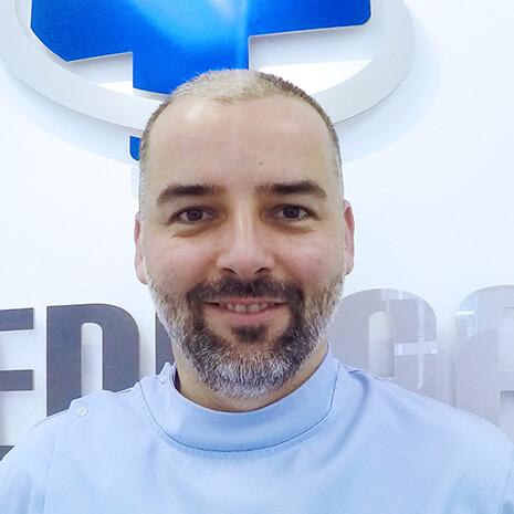 Dentist Marcin Dylag