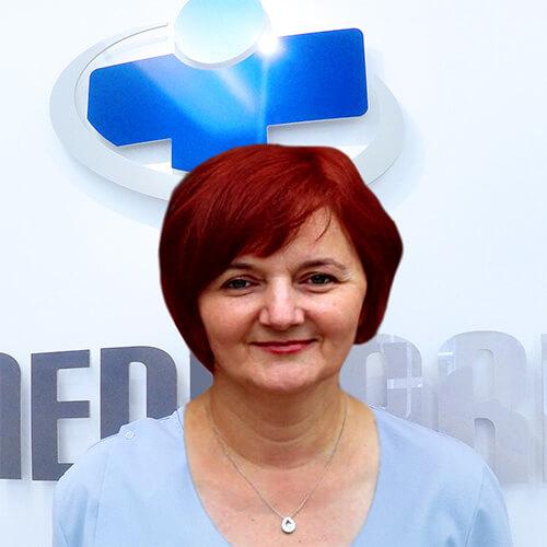 Dr Jolanta Wilczek - GP